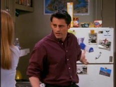 Friends 06x19 : The One With Joey's Fridge- Seriesaddict